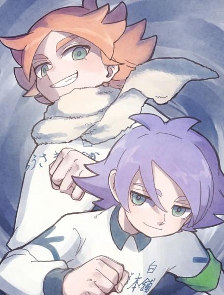 Tags: Anime, Pixiv Id 2071470, Inazuma Eleven: Ares no Tenbin, Inazuma Eleven, Fubuki Atsuya, Fubuki Shirou, Captain