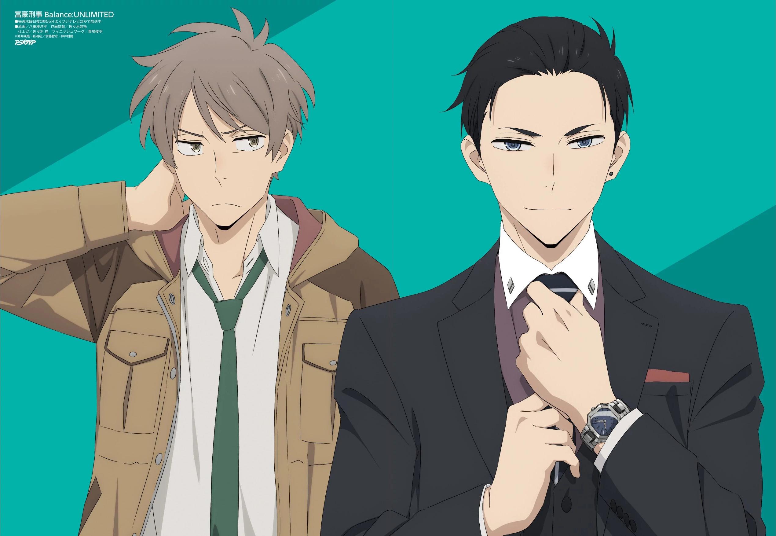 Fugou Keiji: Balance:UNLIMITED Image #3011093 - Zerochan Anime Image Board