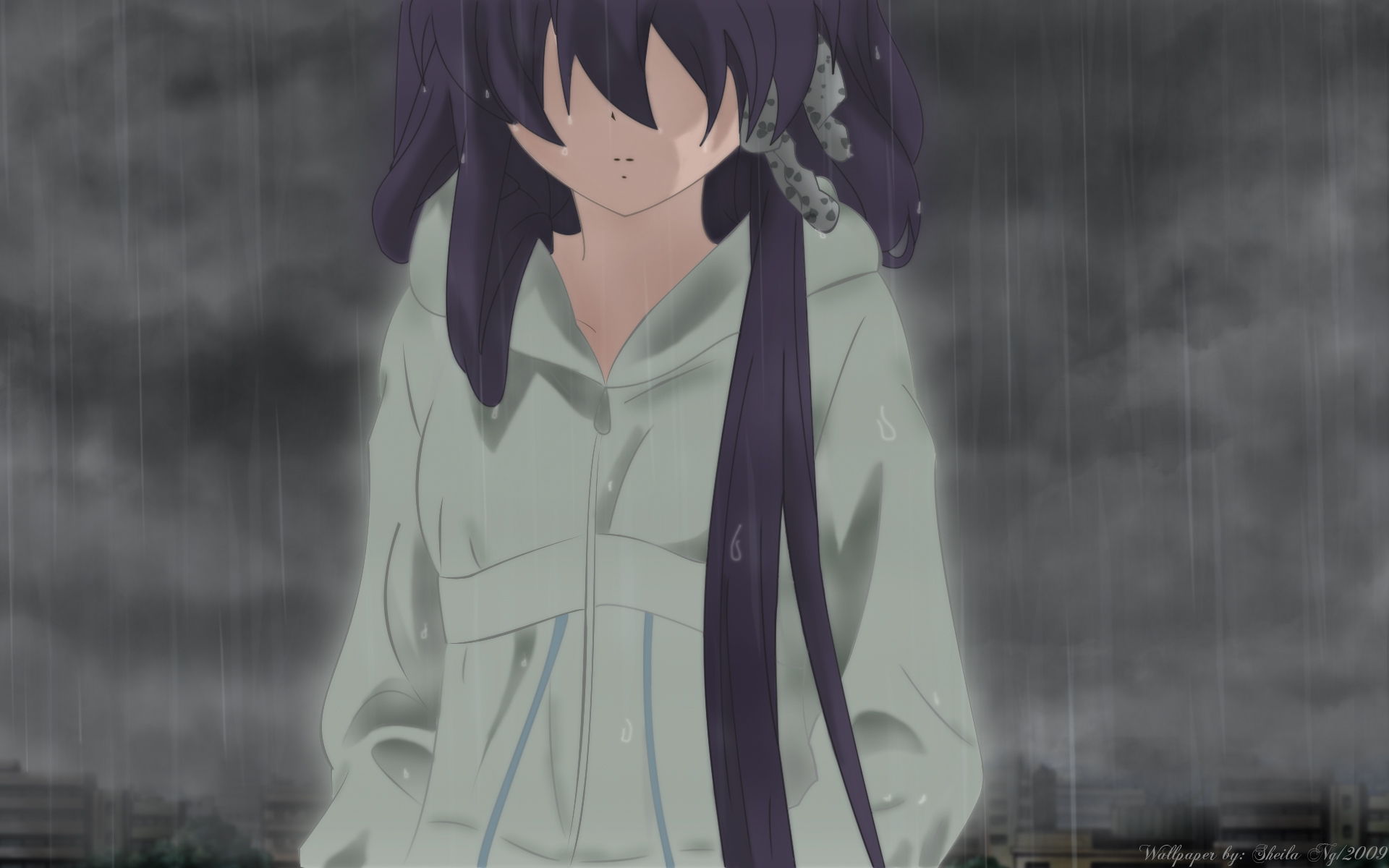 Fujibayashi Kyou Clannad Zerochan Anime Image Board