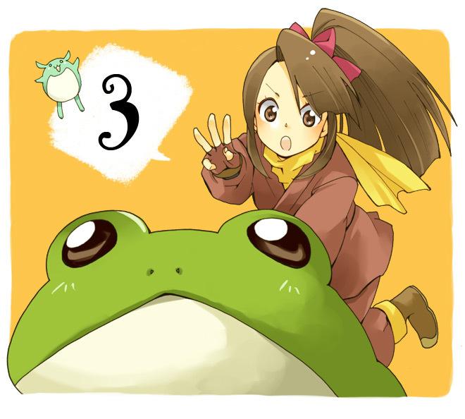 Tags: Anime, K-mame, Tales of Phantasia, Fujibayashi Suzu, Pixiv