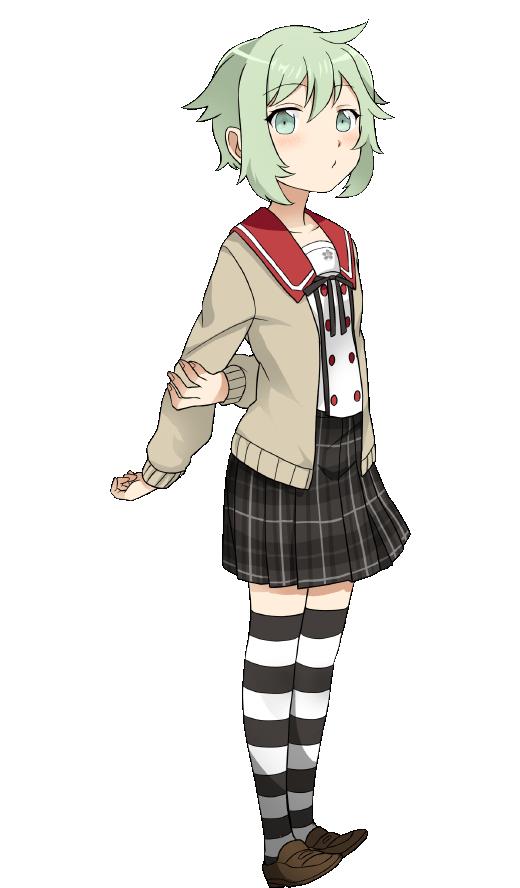Tags: Anime, Ensemble Girls!!, Fujii Shizuku, Cover Image, Official Art