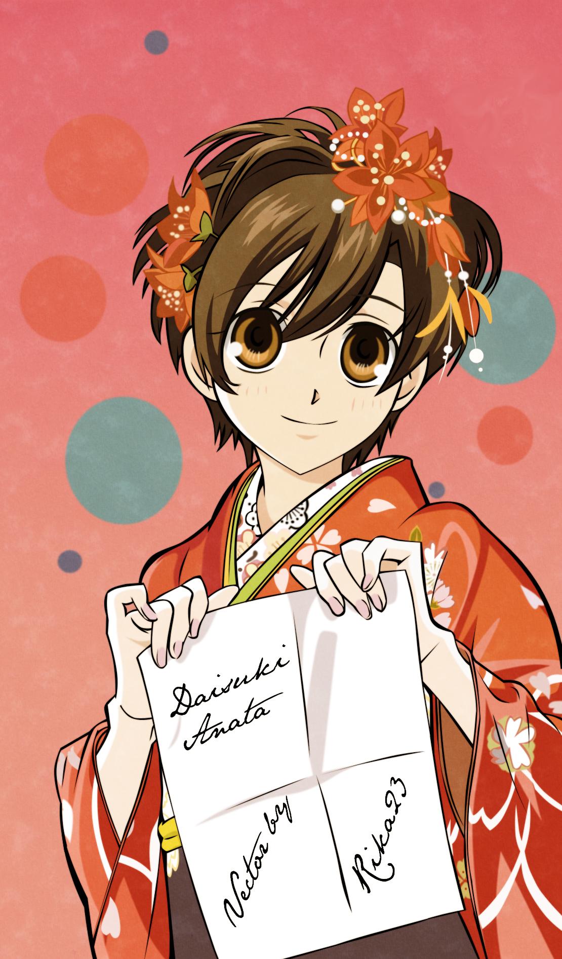 Fujioka Haruhi Ouran High School Host Club Zerochan Anime