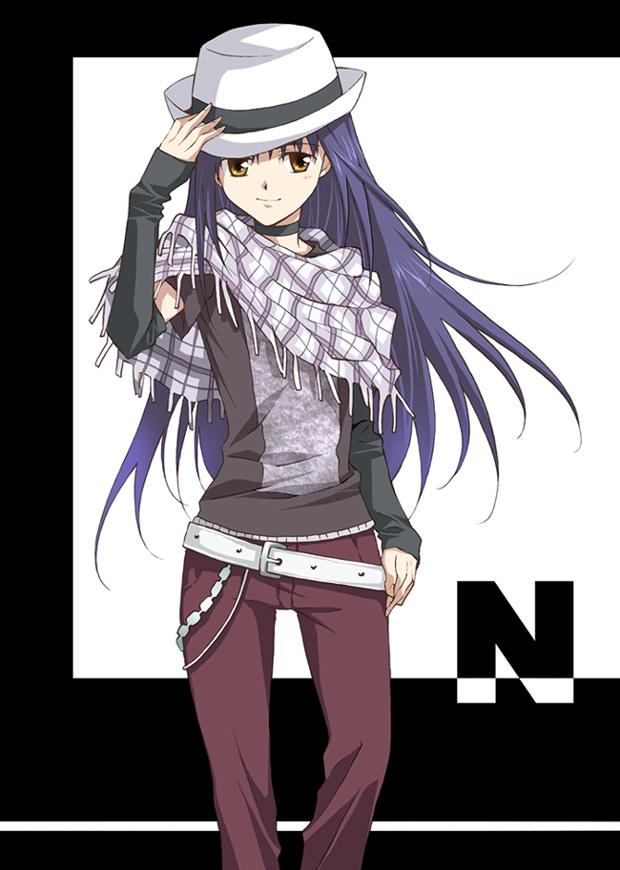 Tags: Anime, Agahari, Shugo Chara!, Fujisaki Nagihiko, Shawl, Fanart, Pixiv, Mobile Wallpaper