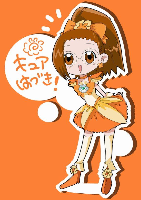 Tags: Anime, Pixiv Id 19673, Ojamajo DoReMi, Fujiwara Hazuki, Fanart From Pixiv, Fanart, Pixiv