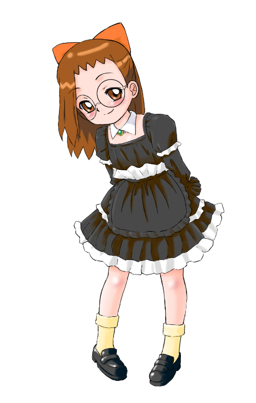 Tags: Anime, Ojamajo DoReMi, Fujiwara Hazuki, Artist Request, Fanart