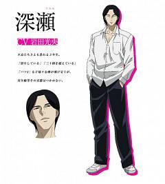 Fukase-san (Sakamoto desu ga)