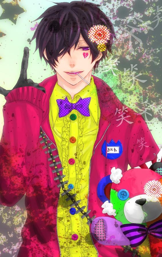 Tags: Anime, Pixiv Id 1899750, Fukuwa, Mobile Wallpaper, Nico Nico Singer
