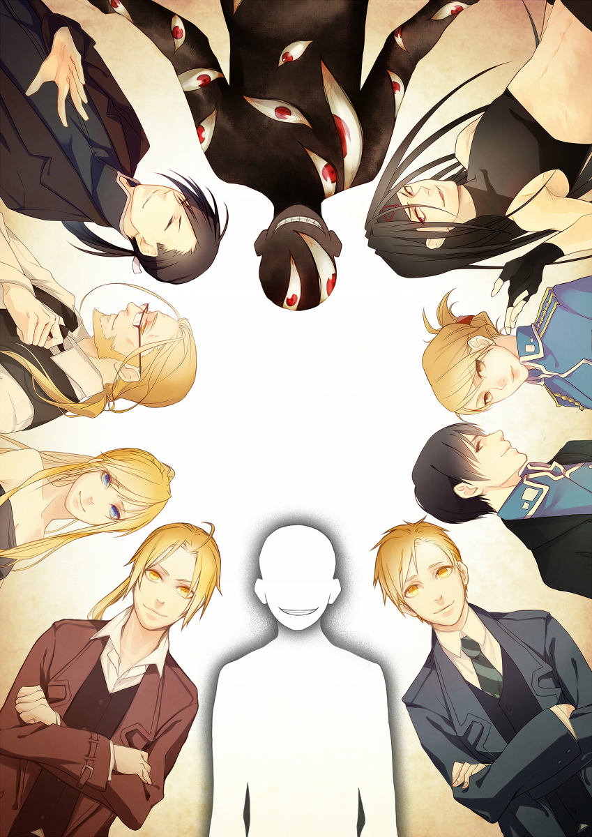 Fullmetal Alchemist Brotherhood Mobile Wallpaper Zerochan Anime