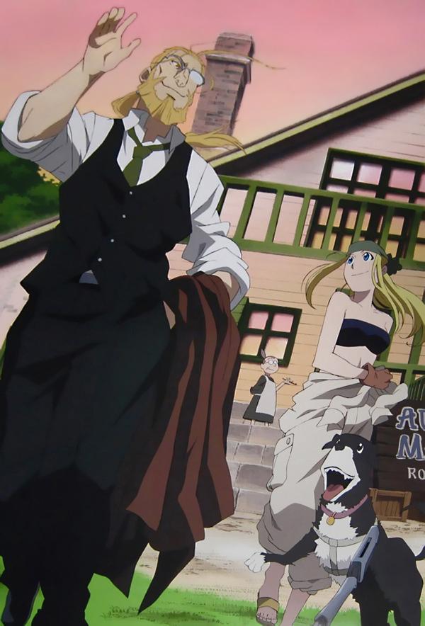 Full Size Van >> Fullmetal Alchemist Brotherhood Image #1663295 - Zerochan ...