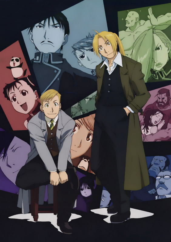 Tags: Anime, SQUARE ENIX, Fullmetal Alchemist Brotherhood, Fullmetal Alchemist, Den (FMA), Alphonse Elric, Olivier Mira Armstrong, Izumi Curtis, Miles, Roy Mustang, May Chang, Yoki (Fma), Xiao Mei