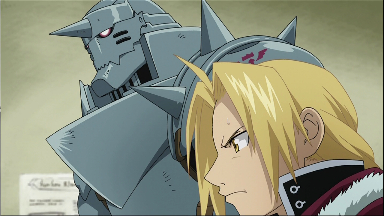 Image result for fma brotherhood elric brothers