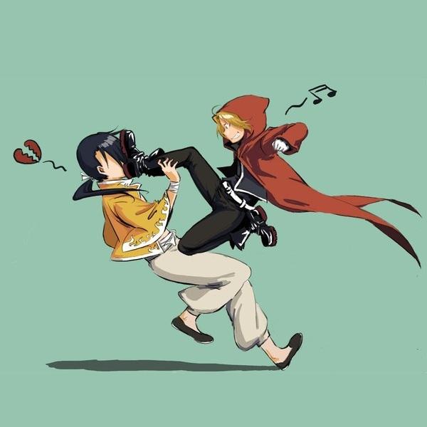 Tags: Anime, Fullmetal Alchemist Brotherhood, Fullmetal Alchemist, Ling Yao, Edward Elric