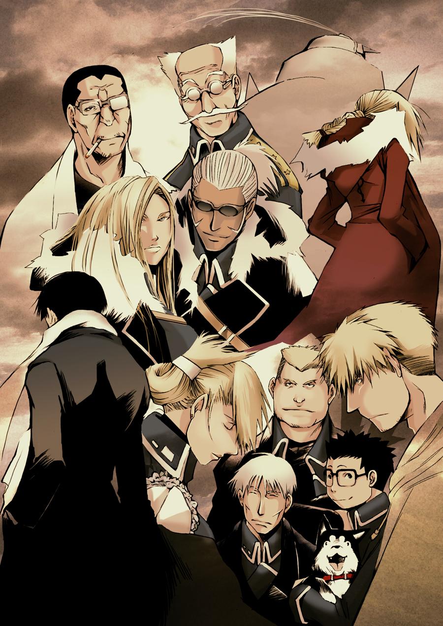 Miles - Fullmetal Alchemist - Zerochan Anime Image Board