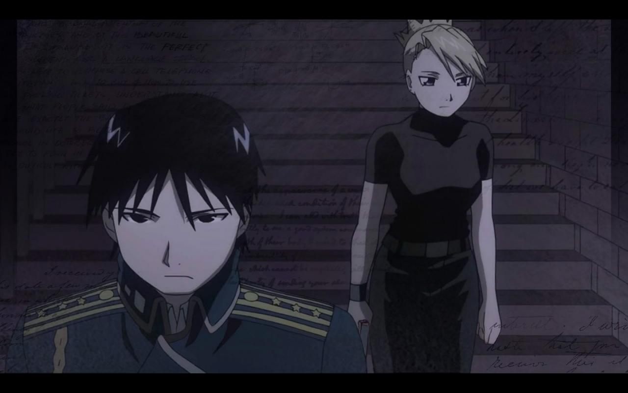 Riza Hawkeye, Roy Mustang | page 14 - Zerochan Anime Image Board