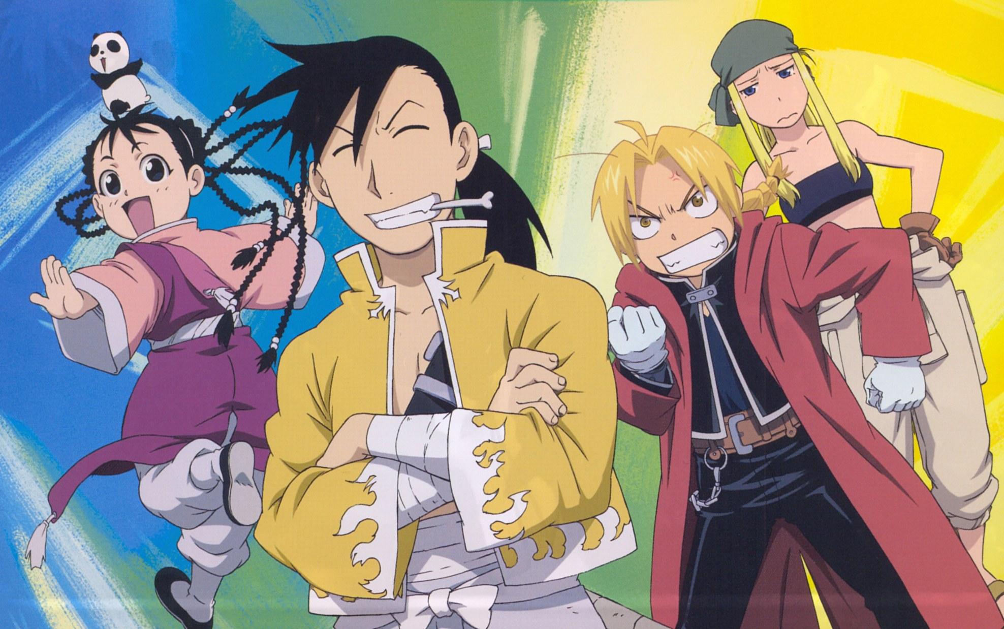 Fullmetal Alchemist Brotherhood Image #639240 - Zerochan Anime Image Board