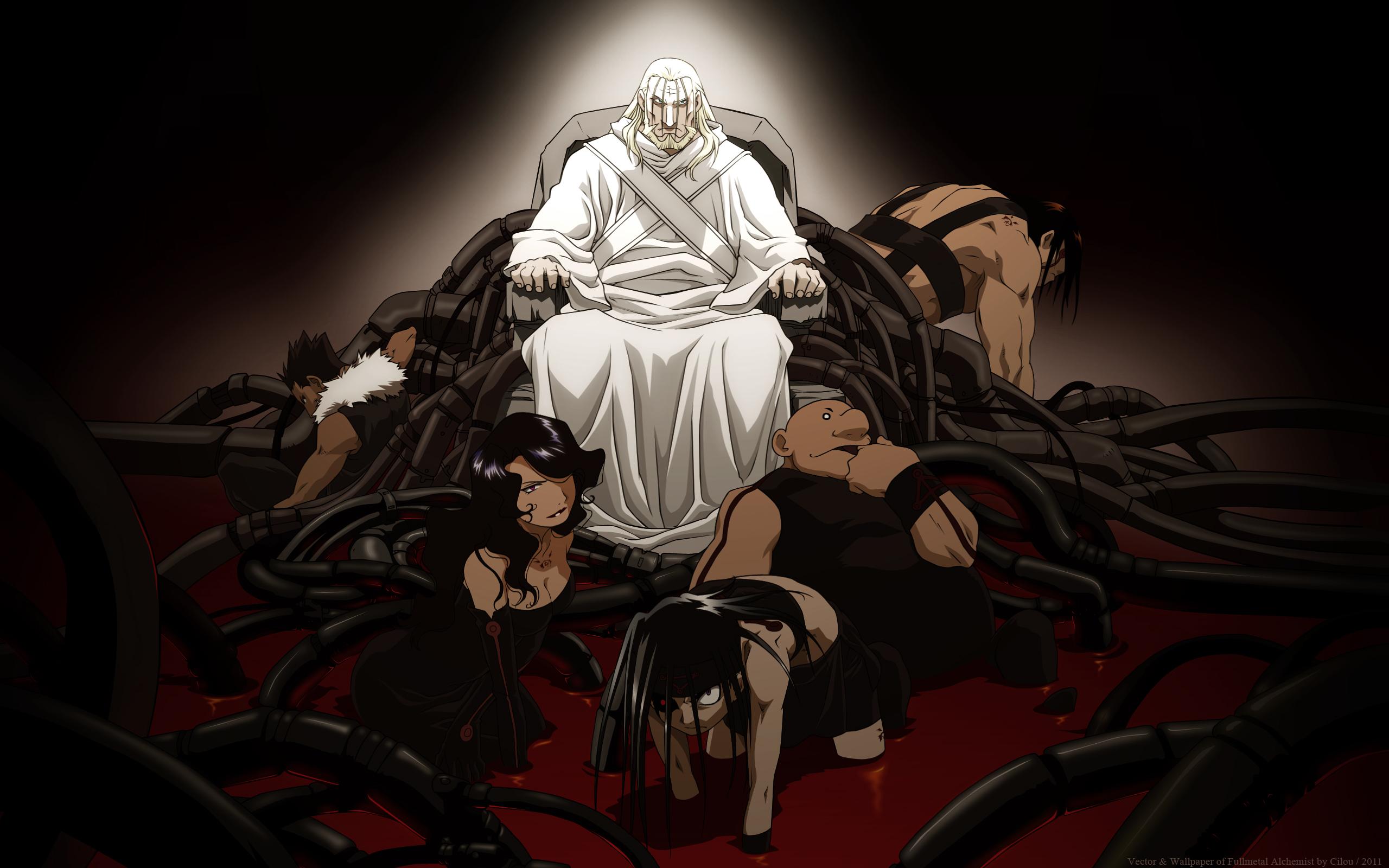 Fullmetal Alchemist Brotherhood HD Wallpaper #668123 ...