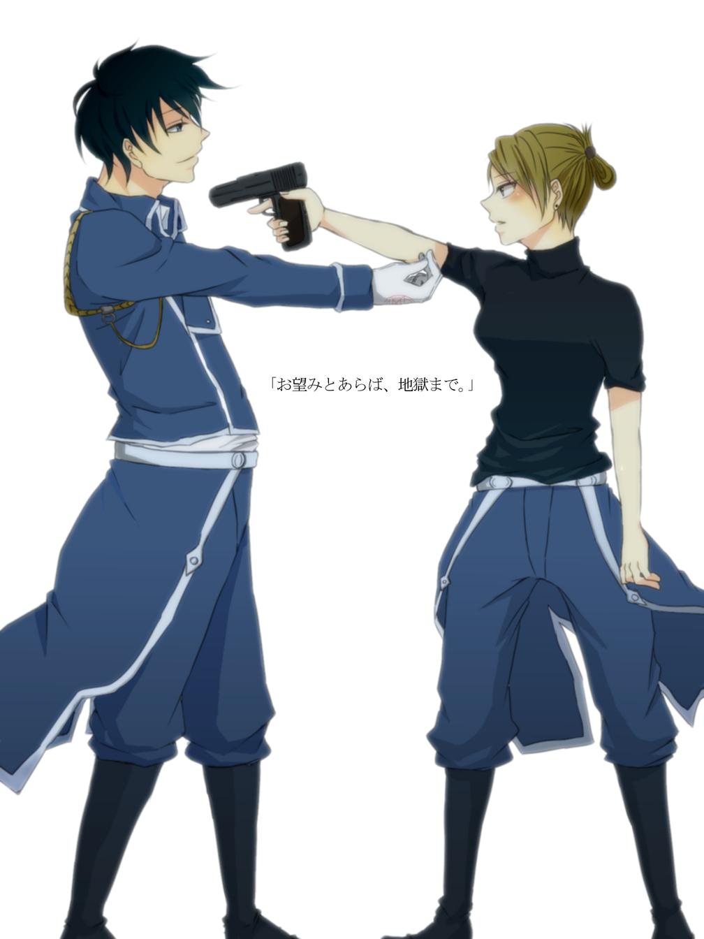 fullmetal alchemist brotherhood image #771093 - zerochan anime