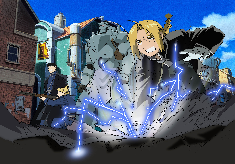 Fullmetal Alchemist Image #1036323 - Zerochan Anime Image ...