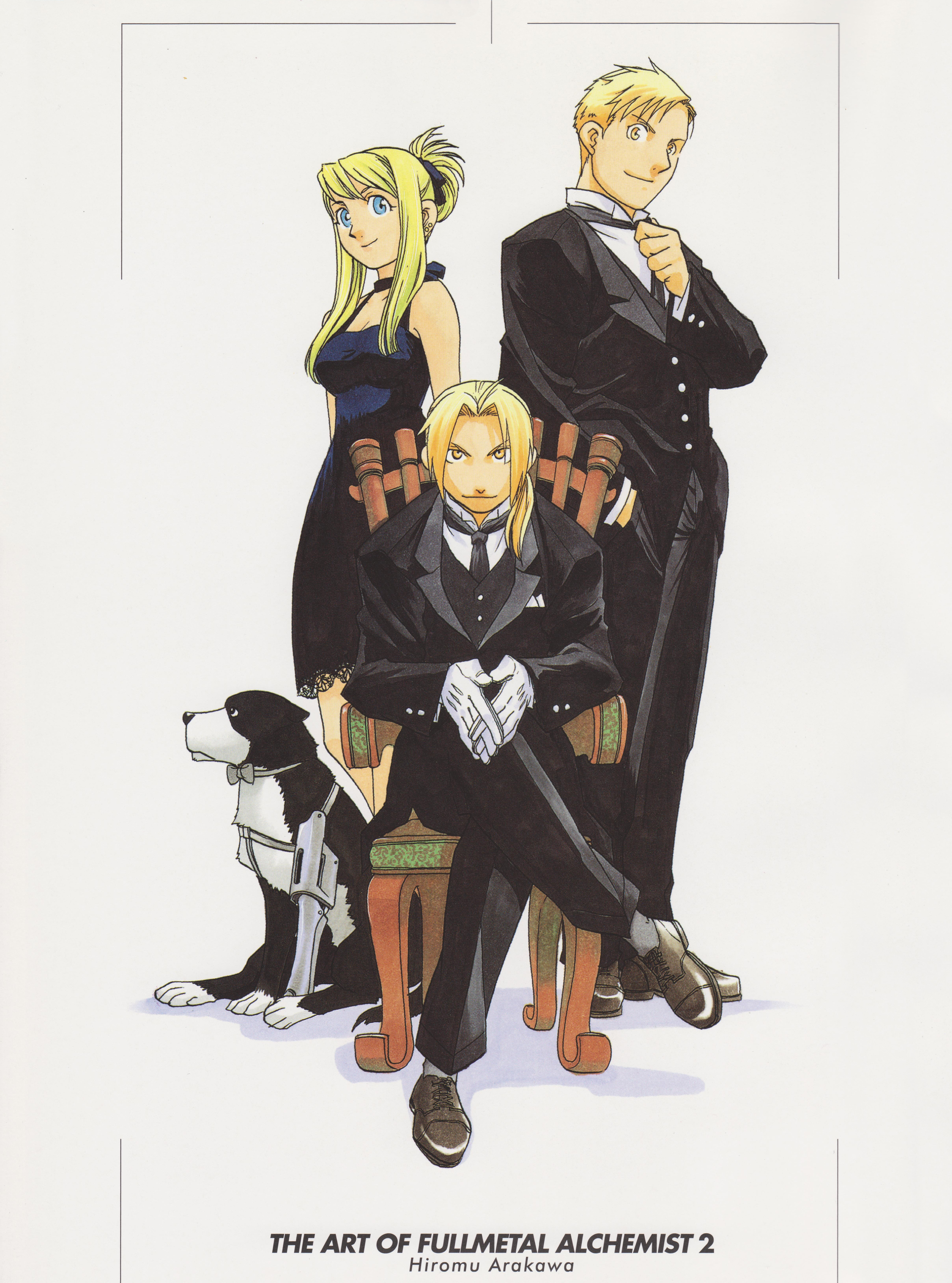 Arakawa Hiromu - Zerochan Anime Image Board 46bd32d1f45