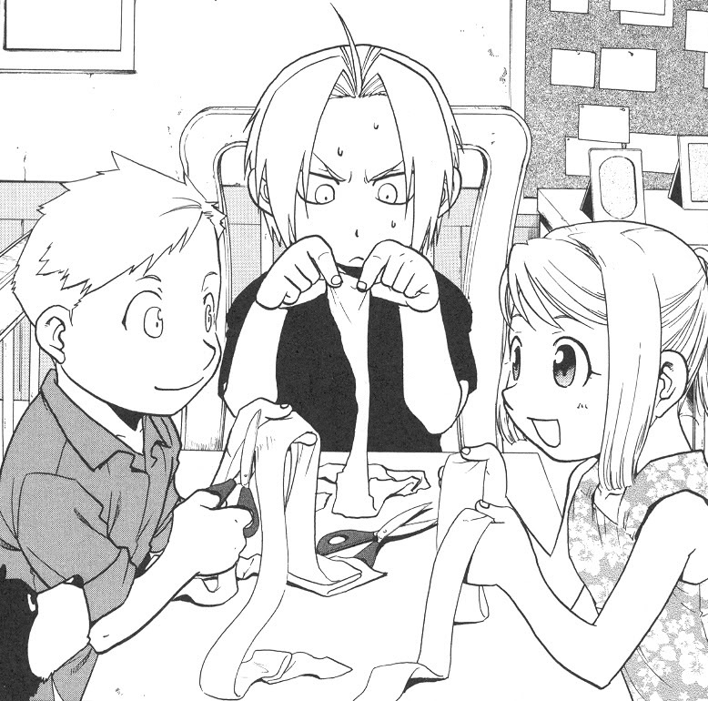blonde den winry and - photo #46