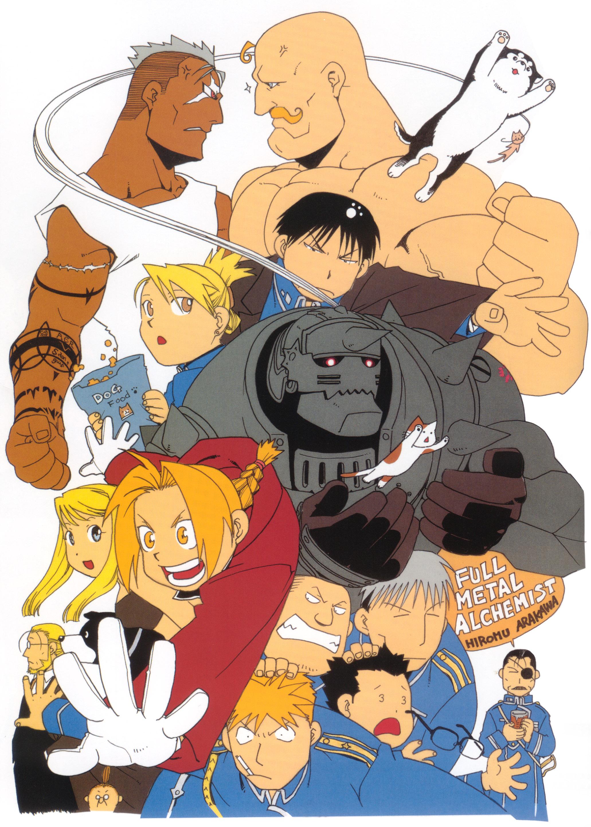 Fullmetal Alchemist Image 1632294 Zerochan Anime Image Board