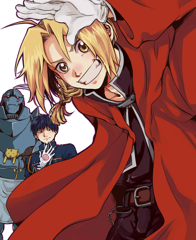 Fullmetal Alchemist Brotherhood - Zerochan Anime Image Board