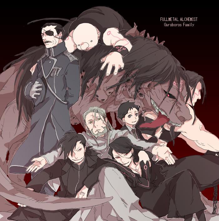 Wrath Fma King Bradley Zerochan Anime Image Board