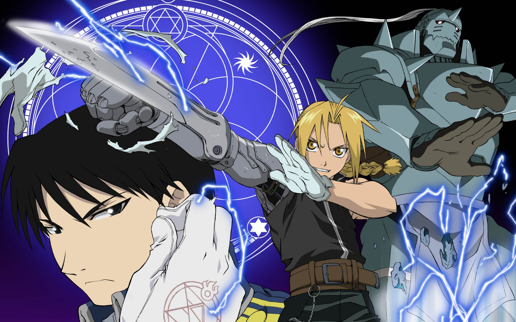Fullmetal Alchemist Hd Wallpaper 568480 Zerochan Anime Image Board