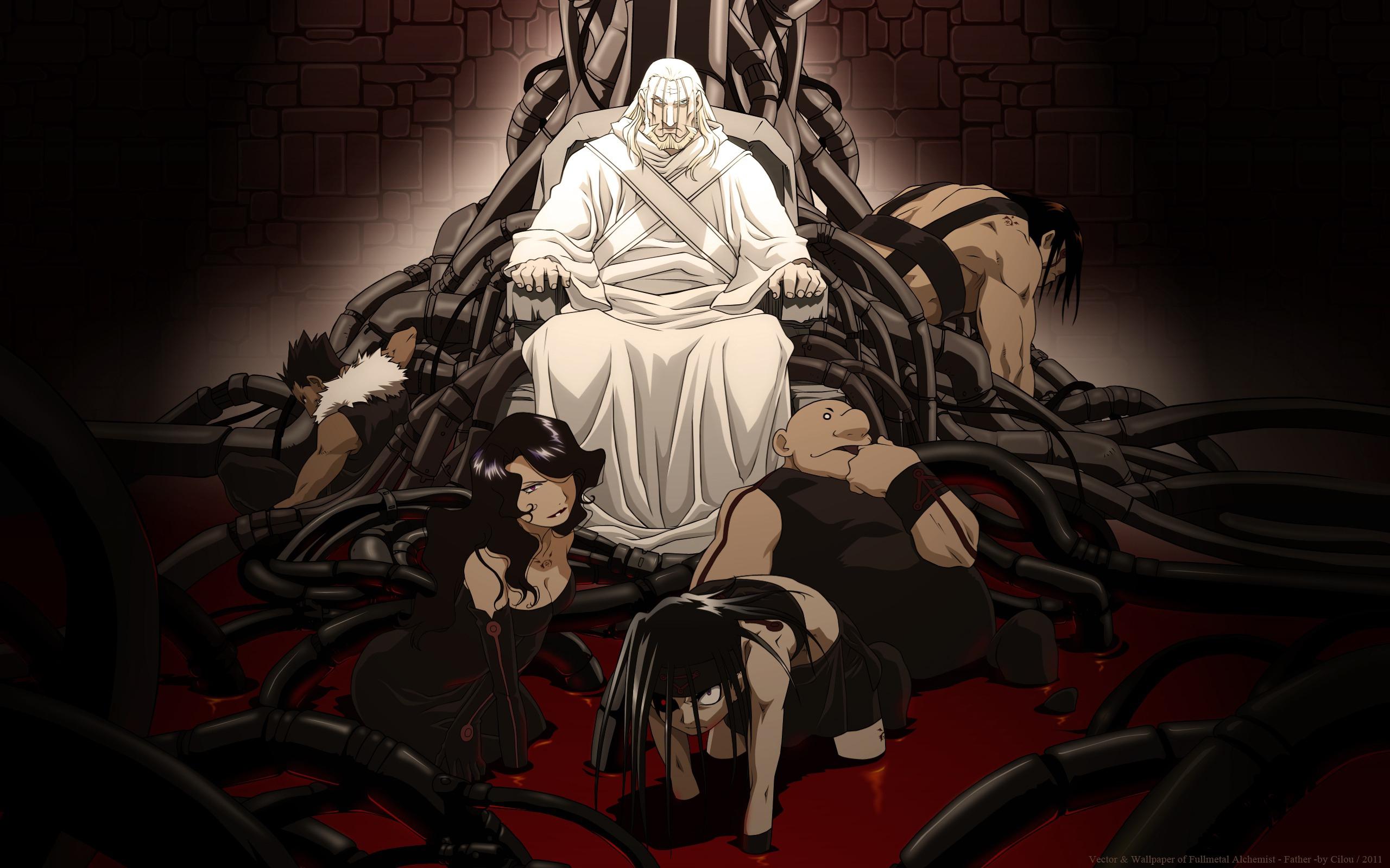 Fullmetal Alchemist Hd Wallpaper Zerochan Anime Image Board
