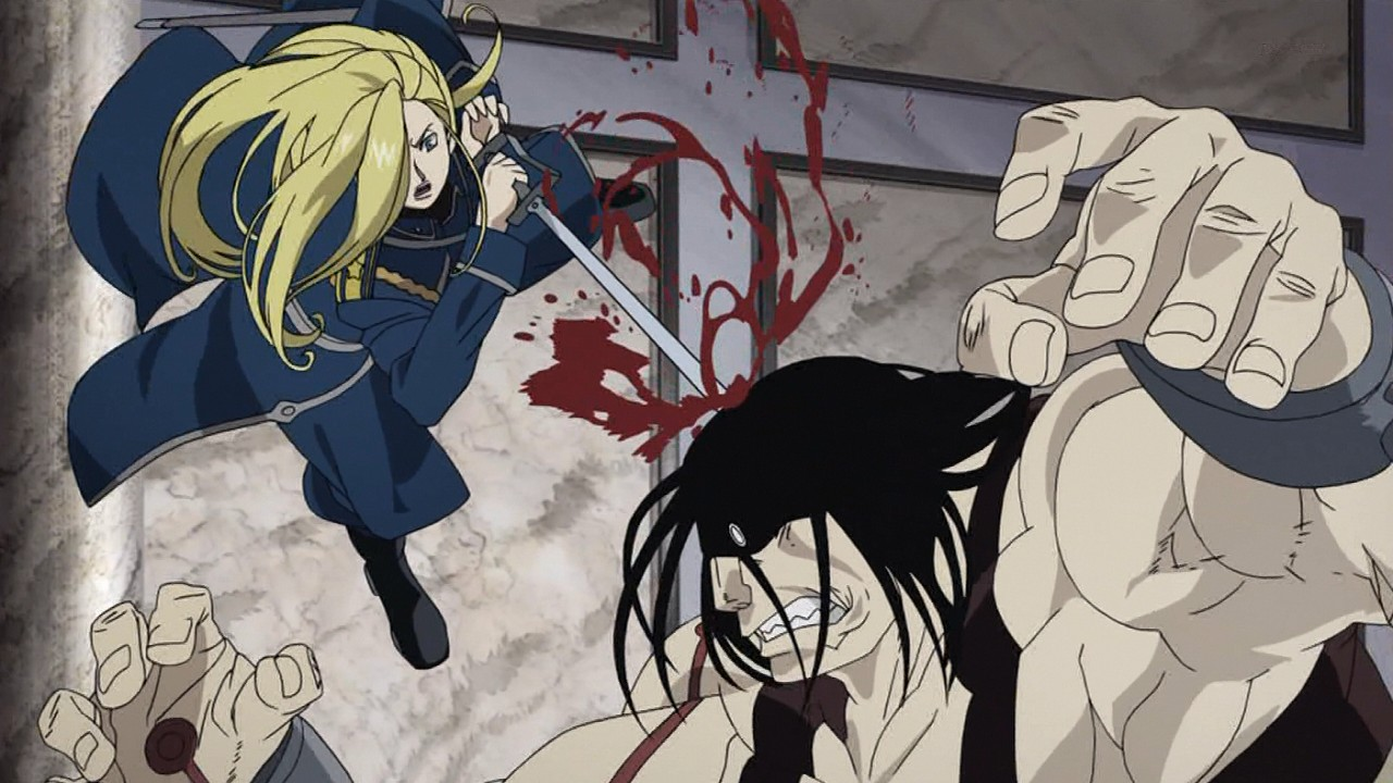 Fullmetal alchemist porn video