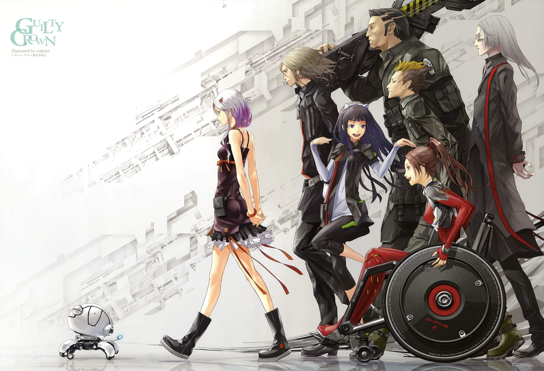 Guilty Crown Zerochan Anime Image Board