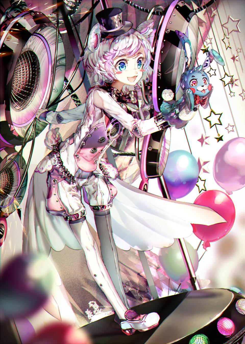 Tags Anime Irineiji Sister Location Funtime Freddy Rabbit Toy Speaker