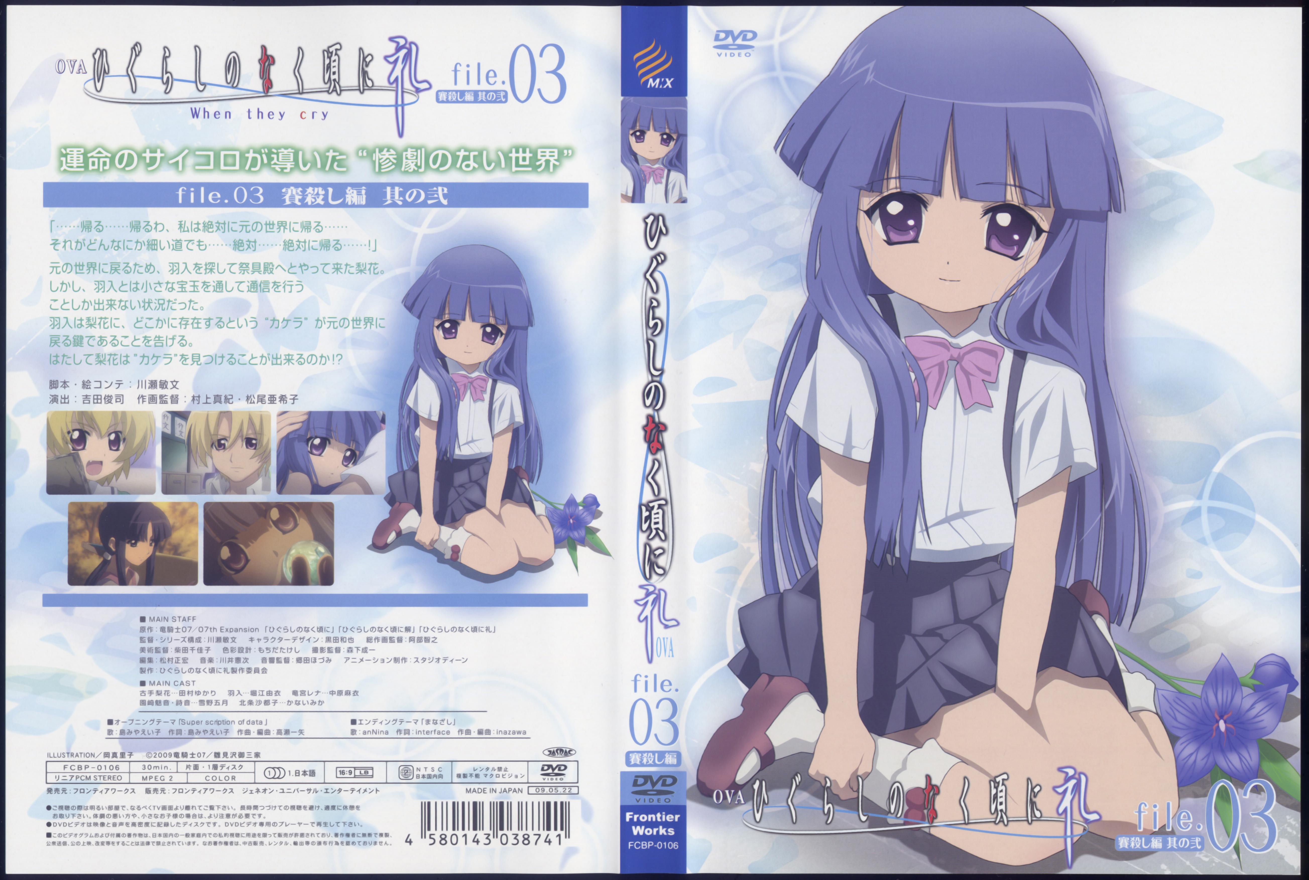 Furude Rika Higurashi No Naku Koro Ni Image 2349700 Zerochan Anime Image Board