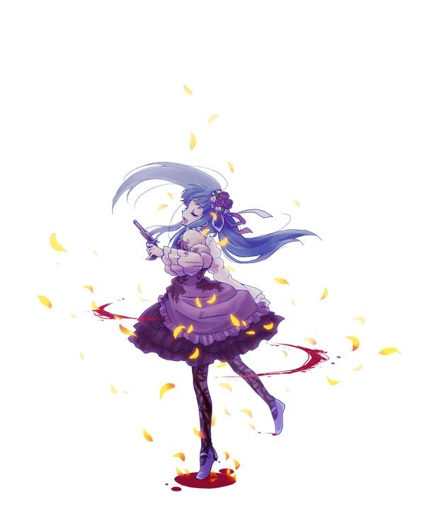 Tags: Anime, 07th Expansion, Umineko no Naku Koro ni, Furudo Erika, Fanart