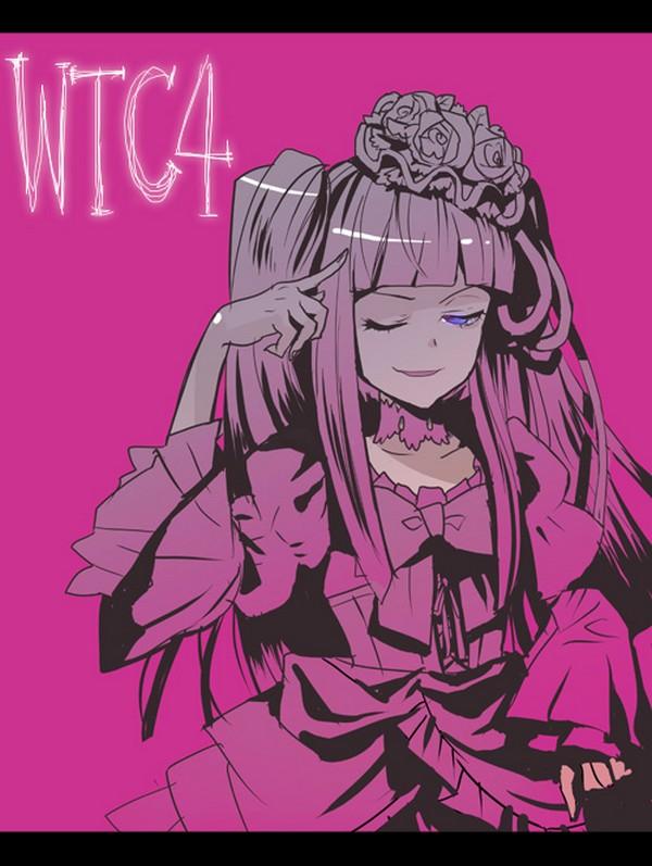 Tags: Anime, Agasang, 07th Expansion, Umineko no Naku Koro ni, Furudo Erika, Pixiv, Fanart