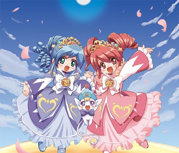 Tags: Anime, Princess, Sun, Sisters, Fushigiboshi no☆Futagohime, Rein, Fine