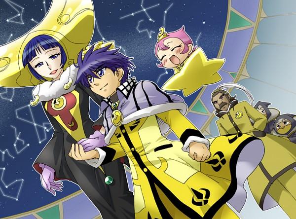 Tags: Anime, Princess, Queen, Fushigiboshi no☆Futagohime, Prince, Mother, Shade (futagohime)