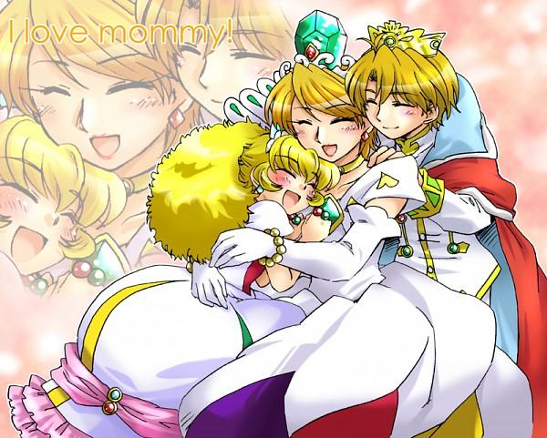 Tags: Anime, Princess, Queen, Fushigiboshi no☆Futagohime, Mother, Bright (futagohime), Altessa
