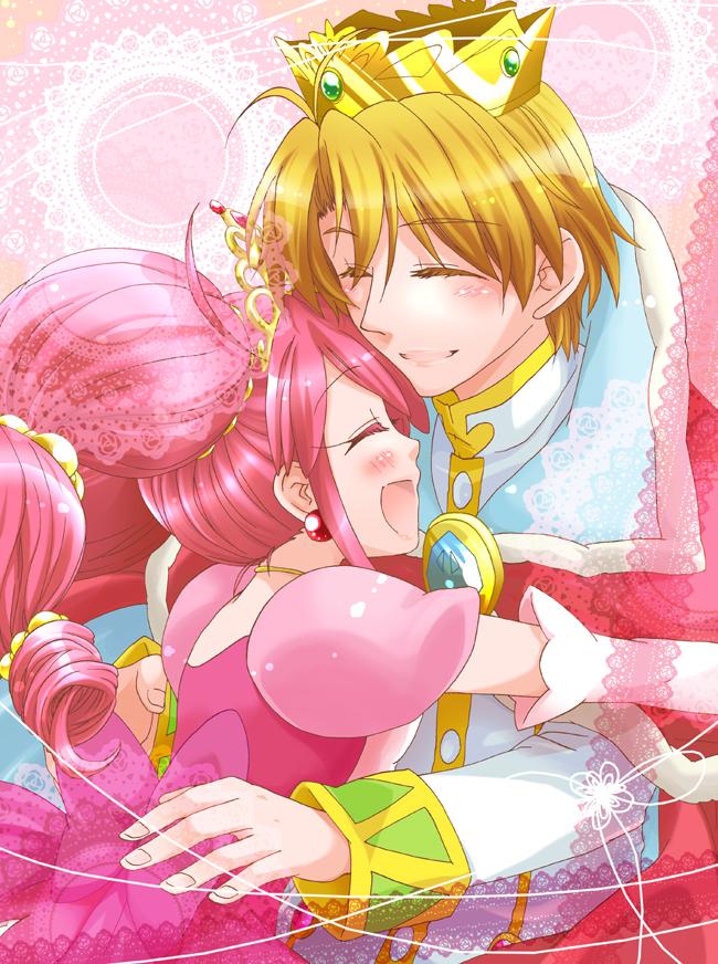 Tags: Anime, Princess, Robe, Fushigiboshi no☆Futagohime, Fine, Prince, Bright (futagohime)