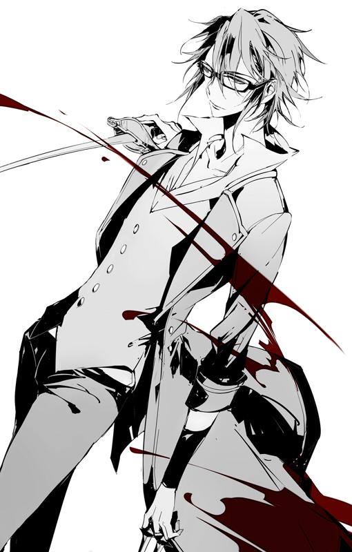 Character of the Battlegrounds. Fushimi.Saruhiko.full.1435124