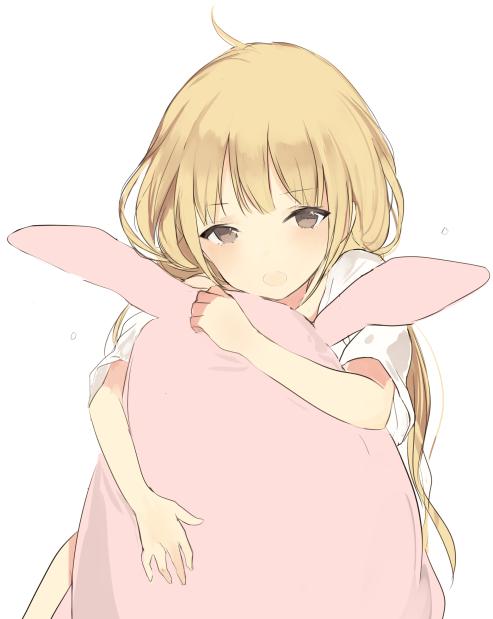 Tags: Anime, Lpip, THE iDOLM@STER: Cinderella Girls, Futaba Anzu, Fanart From Pixiv, PNG Conversion, Pixiv, Fanart