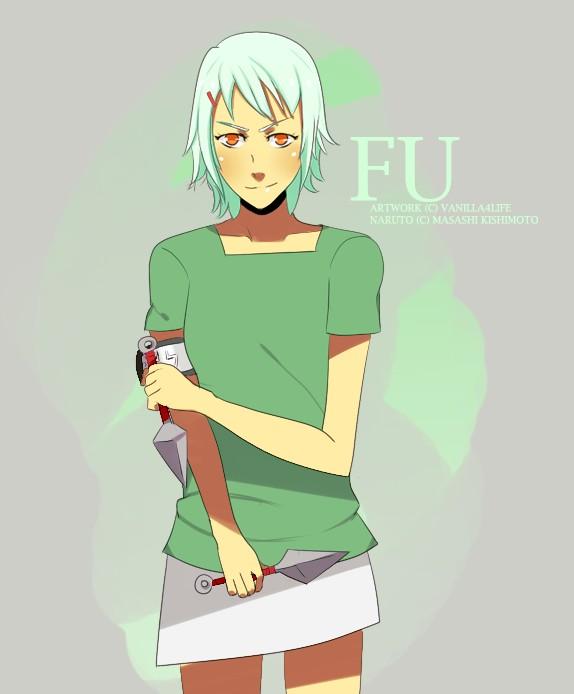 Tags: Anime, NARUTO, Fuu (NARUTO), deviantART, Jinchuuriki
