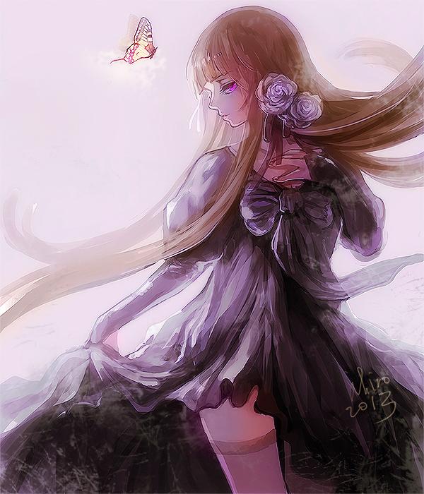 Tags: Anime, Ihirotang, Zetsuen no Tempest, Fuwa Aika, Fanart From Pixiv, Pixiv, Fanart