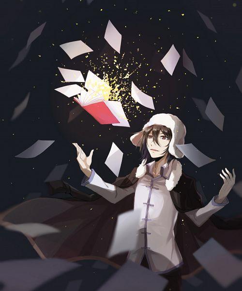 Tags: Anime, Pixiv Id 11307589, Bungou Stray Dogs, Fyodor Dostoyevsky, Paper