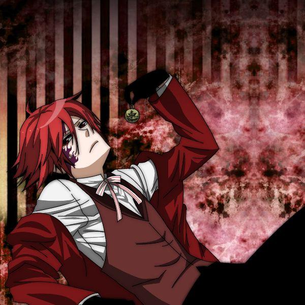 Tags: Anime, Curry Gohan, Katekyo Hitman REBORN!, G., Grell Sutcliff (Cosplay)