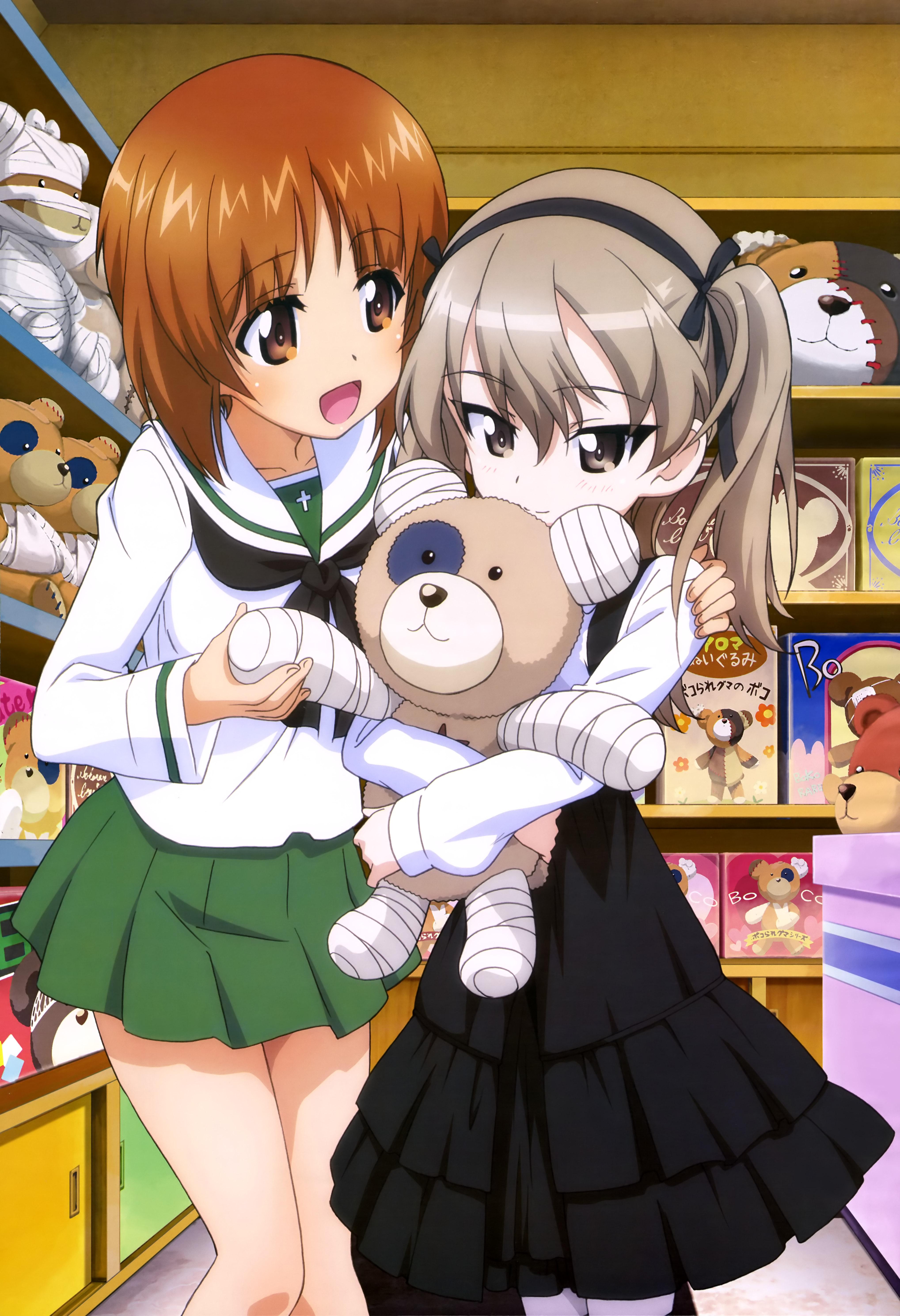 Girls Und Panzer Mobile Wallpaper Zerochan Anime Image Board