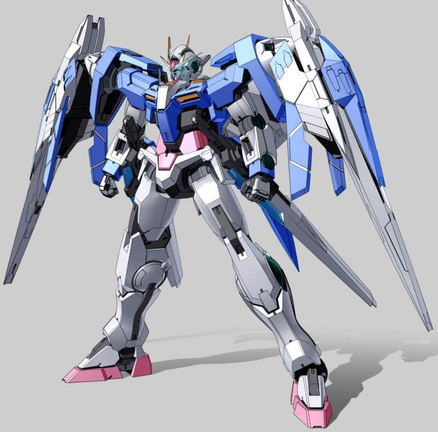 Mobile Suit Gundam 00, Mecha |...