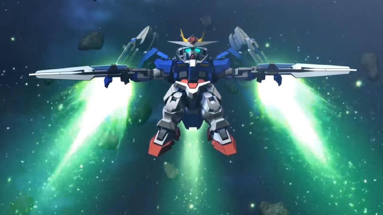 Gn 0000 Gnr 010 00 Raiser Mobile Suit Gundam 00 Wallpaper 3047592 Zerochan Anime Image Board