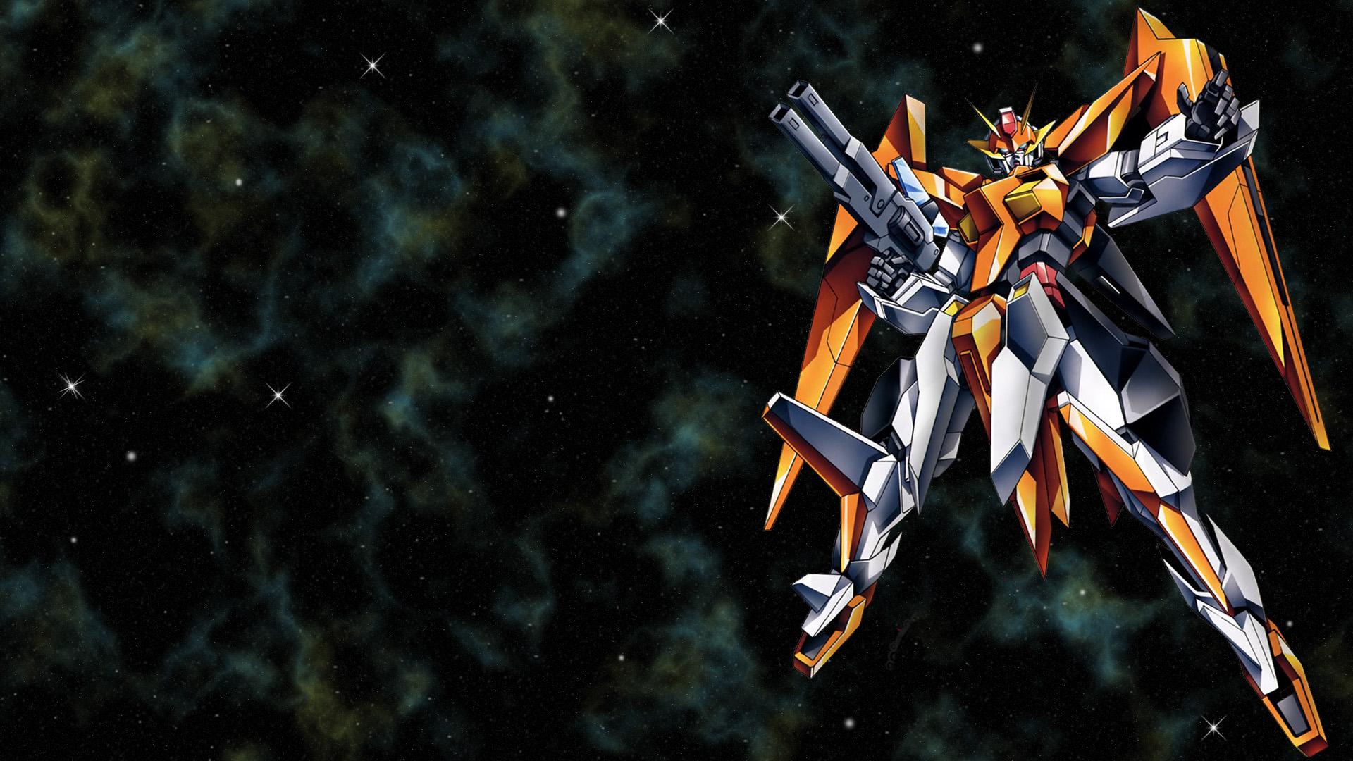 GN-007 Arios Gundam - Mobile Suit Gundam 00 - HD Wallpaper #973032 - Zerochan Anime Image Board