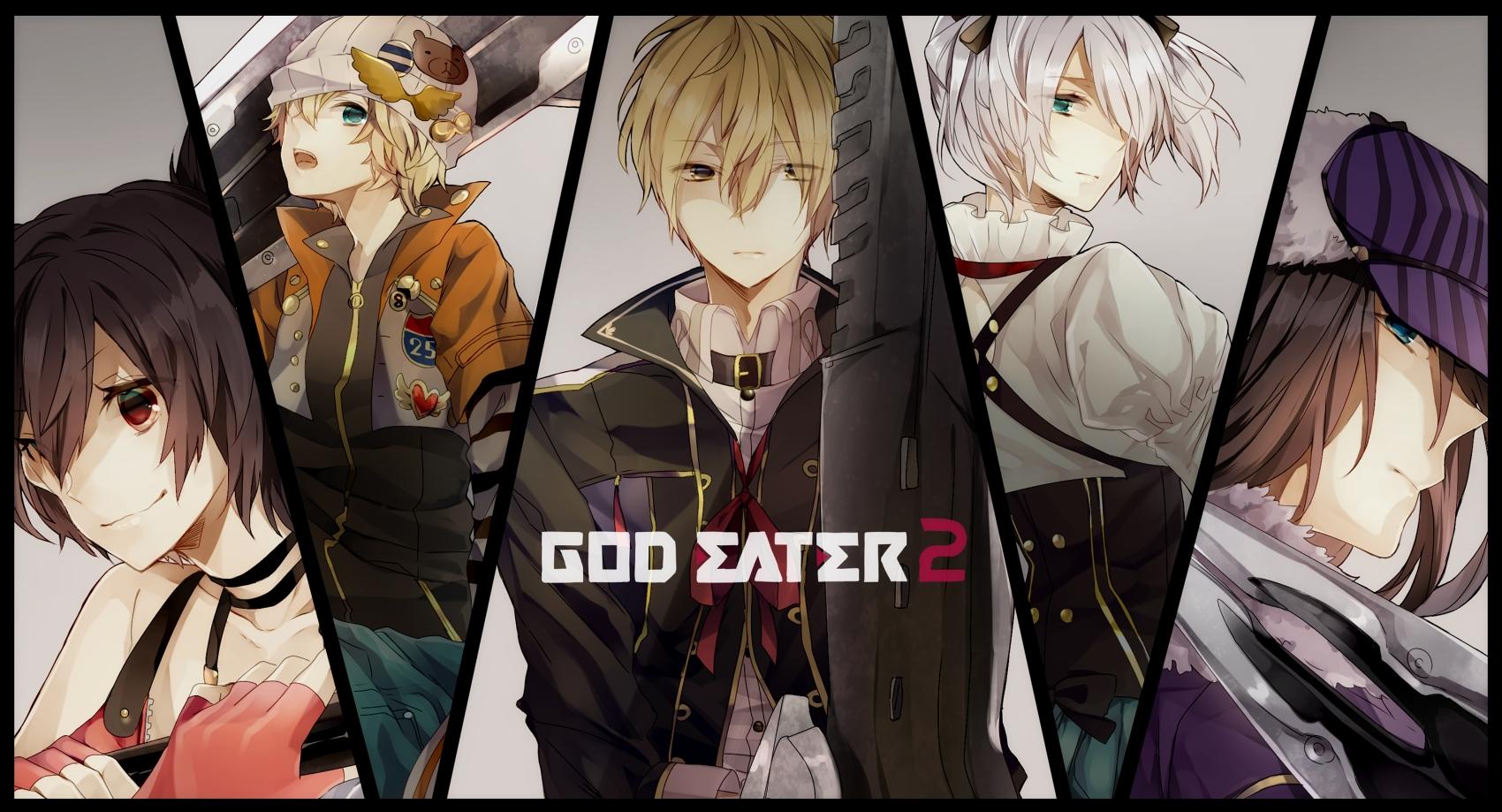 Nana Kazuki God Eater Zerochan Anime Image Board